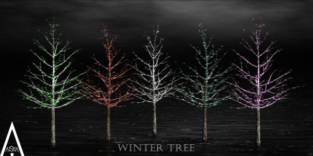 aisha-winter-tree-poster