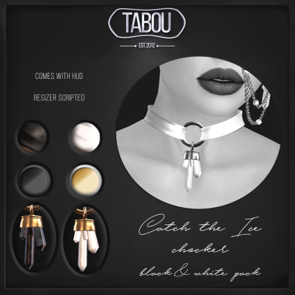 tabou-chocker-catch-the-ice-ad