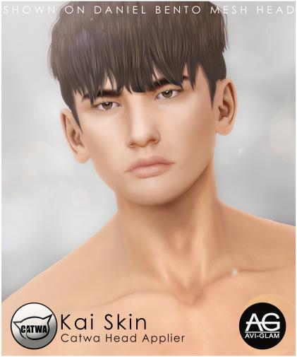 AG. Kai Skin AD