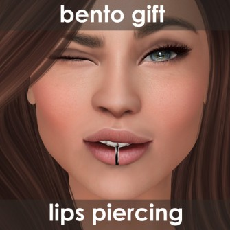 Altamura BENTO Lips Piecing GIFT