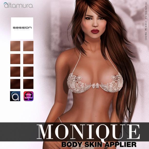 Altamura MONIQUE body skin applier