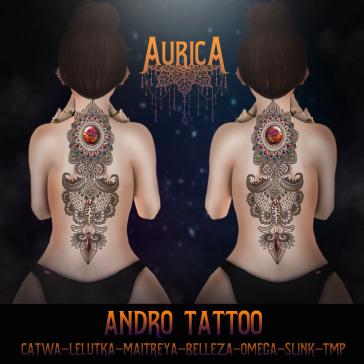 Andro Tattoo