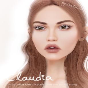 DeeTaleZ LeLutka CLAUDIA Skin Fair 2017