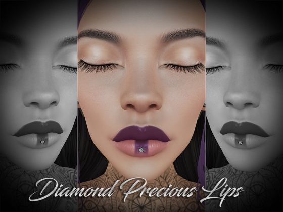 Diamond Precious Lips AD