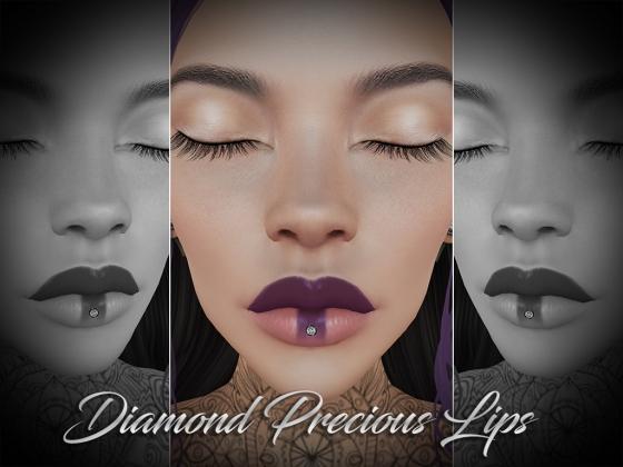 Diamond Precious Lips AD