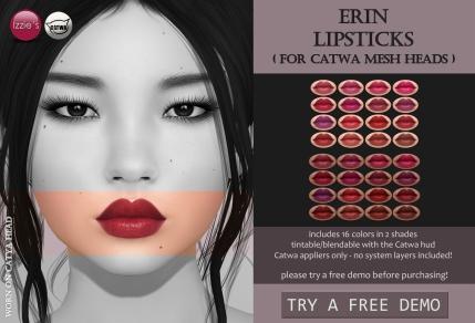 erin lipstick