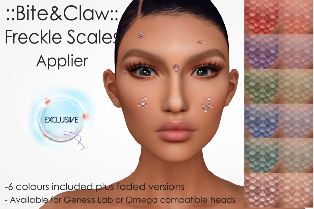 Freckle Scale Ad