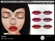 Glossy Lips Colors Lelutka AD