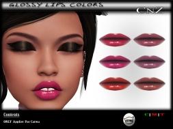 Glossy Lips Colorsl AD