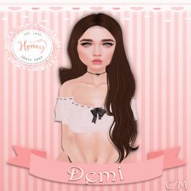 {.Honey.} ~ Demi Bento Shape ~(For Skin Fair)