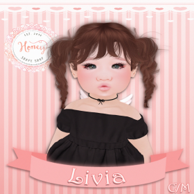 {.Honey.} ~ Livia Bento Shape ~(For Skin Fair)