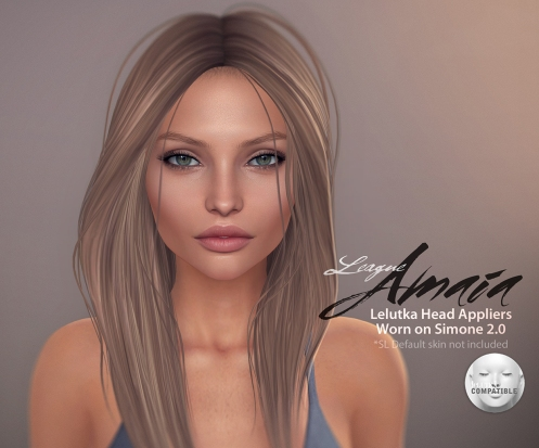 League Amaia - Lelutka Applier
