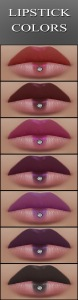 Lips Colors