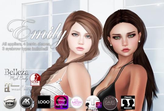 LURE Emily skin SF17