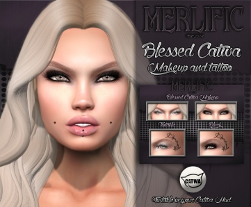 Merlific - Blessed Makeup AD