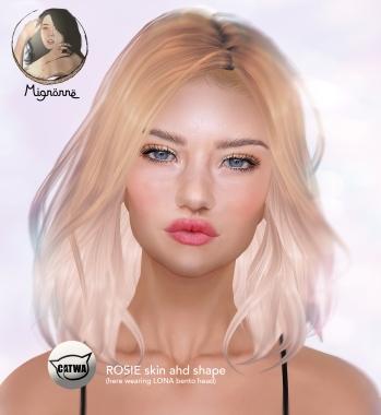 Rosie publi2
