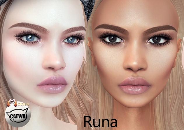 Runa-skin poster