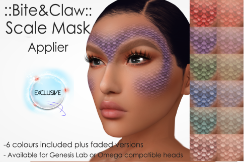 Scale Mask Ad
