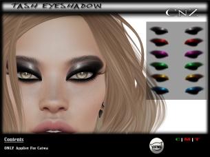 Tash Eyeshadow Catwa AD