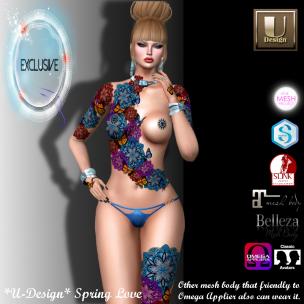 U-Design Spring Love_exclusive