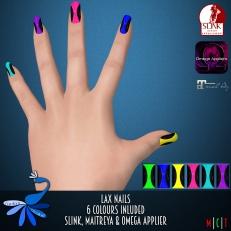 ZcZ Lax Nails