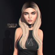 .Entwined. Emilia square