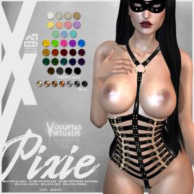 VoluptasVirutalis - Pixie for Bound Box July