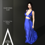 .AiShA. Olivia Dress Klein1024