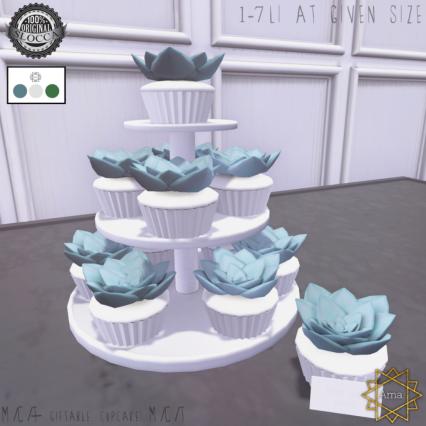 Ama. Succulent Cake Main Promo 2017