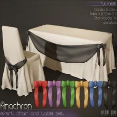 Anachron-Poster-EventChairTableSet-Bold