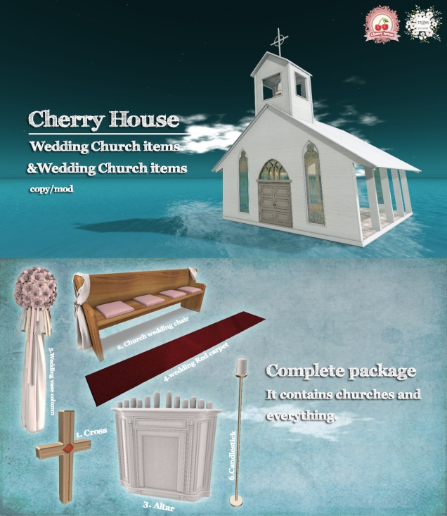 Cherry House-Complete package