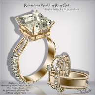 Chop Zuey Ad_Rakastava_WeddingRingSet_Gld_Bento