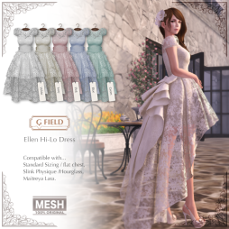 -G Field- Ellen Dress