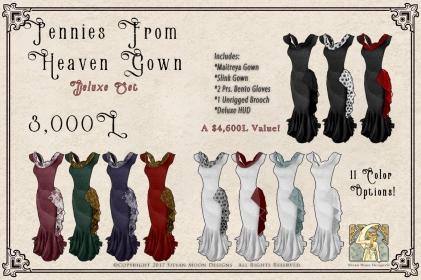 Pennies From Heaven Color Change HUD-Vendor Art