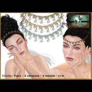 Bliensen - Clarity - Tiara Poster