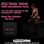 [Ds] Venus Cubed - Ladies Entertainment Center SALES POSTER