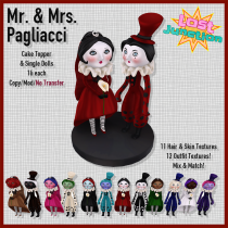 [LJ] Mr & Mrs Pagliacci