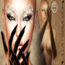 MRM-Elisabetha-Eyes-Makeup-for-Catwa-Head-The Trunk Exclusive