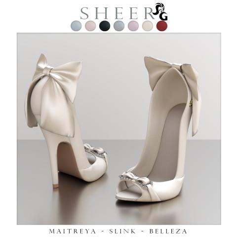 Sheer Shoes - SlackGirl ADD (1)