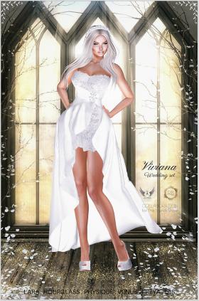 ALTER Viviana - Wedding set at The Trunk Show