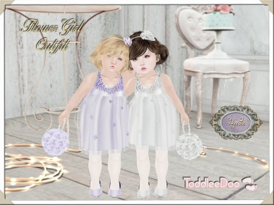 By Hanta - Flower Girl Outfit