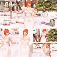 Fashiowl - In White - Vendor