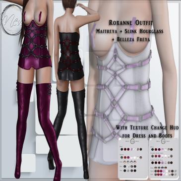 Meva Roxanne Outfit Vendor