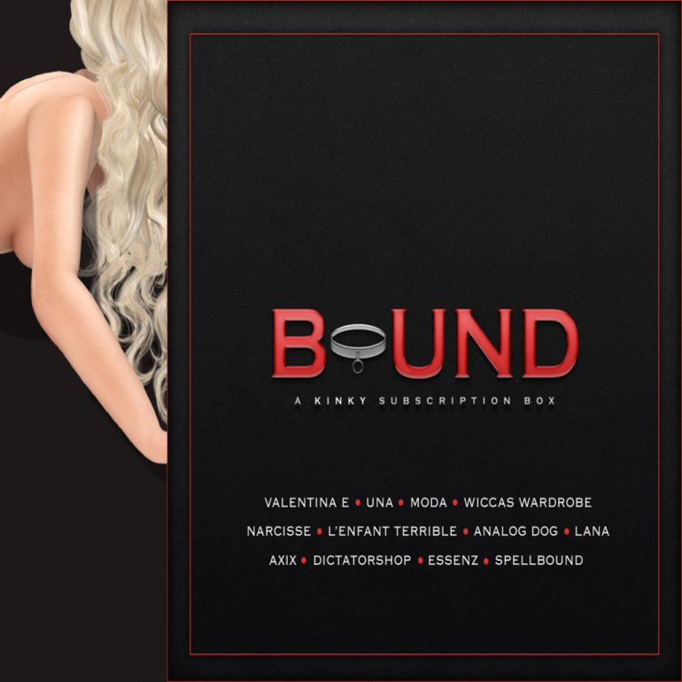AD Bound Feb teaser