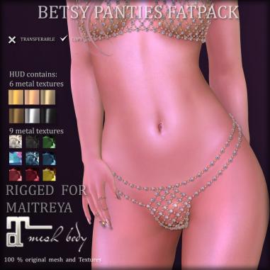 _AvaWay_ BETSY PANTIES ads