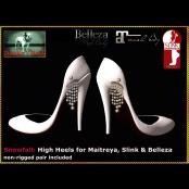 Bliensen - Snowfall - shoes Ad
