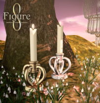 Figure 8 Trunk show ad Candles
