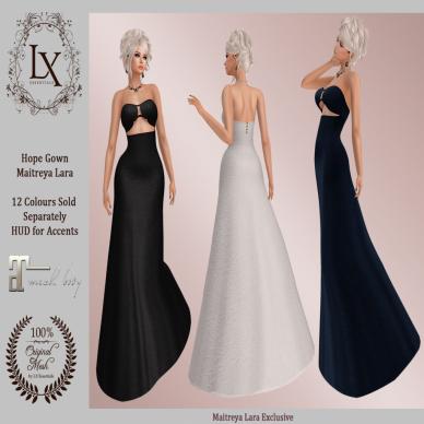 Hope Dress Display 1