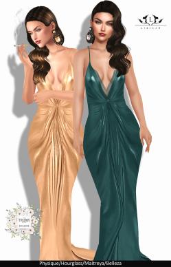 LIZIAAH , Savannah dress Trunk show February