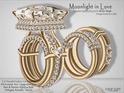 Moonlight In Love_Gld_WeddingRingSets